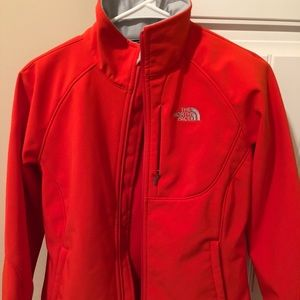 The North Face | Size Small | Orange Jacket